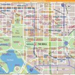 National Mall Map In Washington, D.c. | Wheretraveler   Printable Map Of Dc