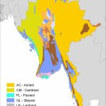 Natural Resources Management And Environment Department   Myanmar   Florida Soil Types Map
