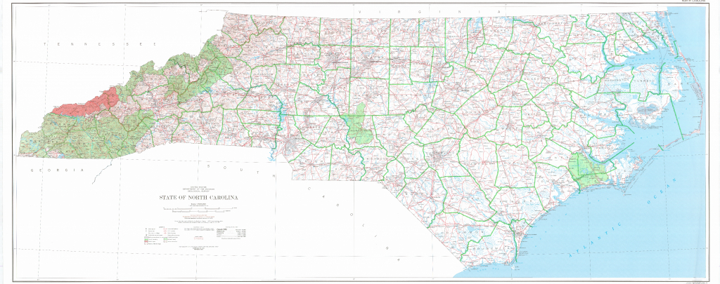 Nc Deq: Topographic Maps - Free Printable Topo Maps Online