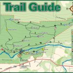 Ned Smith Center Lands And Trails | Ned Smith Center For Nature And Art   Printable Trail Maps
