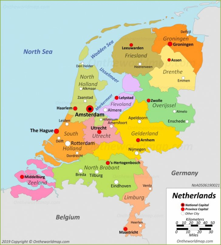 picture relating to Printable Map of Amsterdam named printable map of amsterdam netherlands Printable Maps