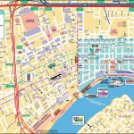 New Orleans French Quarter Tourist Map   Printable French Quarter Map