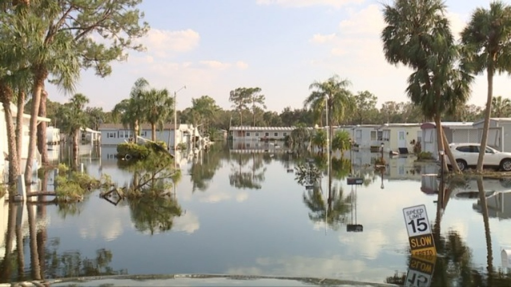 New Study Shows More Southwest Florida Communities Vulnerable To 100 - Lee County Flood Zone Maps Florida