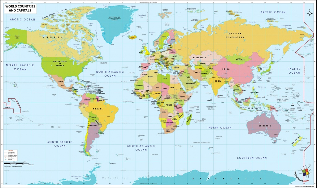 New World Map Pdf 10 | Flat World Map | World Map Wallpaper, World - Printable World Map With Countries Labeled Pdf
