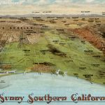 Newport Beach Historical Society | Aerials Maps & Miscellaneous   Old Maps Of Southern California