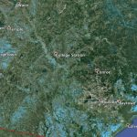 News | Nasa Working With Partners To Provide Harvey Response   Conroe Texas Flooding Map