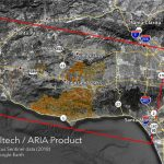 News | Nasa's Aria Maps California Wildfires From Space   Interactive Map Of California Fires