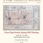 Newsletter | Texas Map Society   Spring Texas Map
