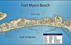 Map Of Fort Myers Beach Florida