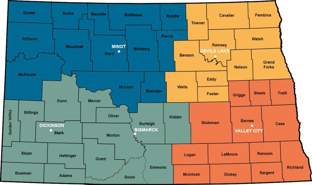 North Dakota Contacts | Usda Rural Development - Usda Rural Development Map Florida
