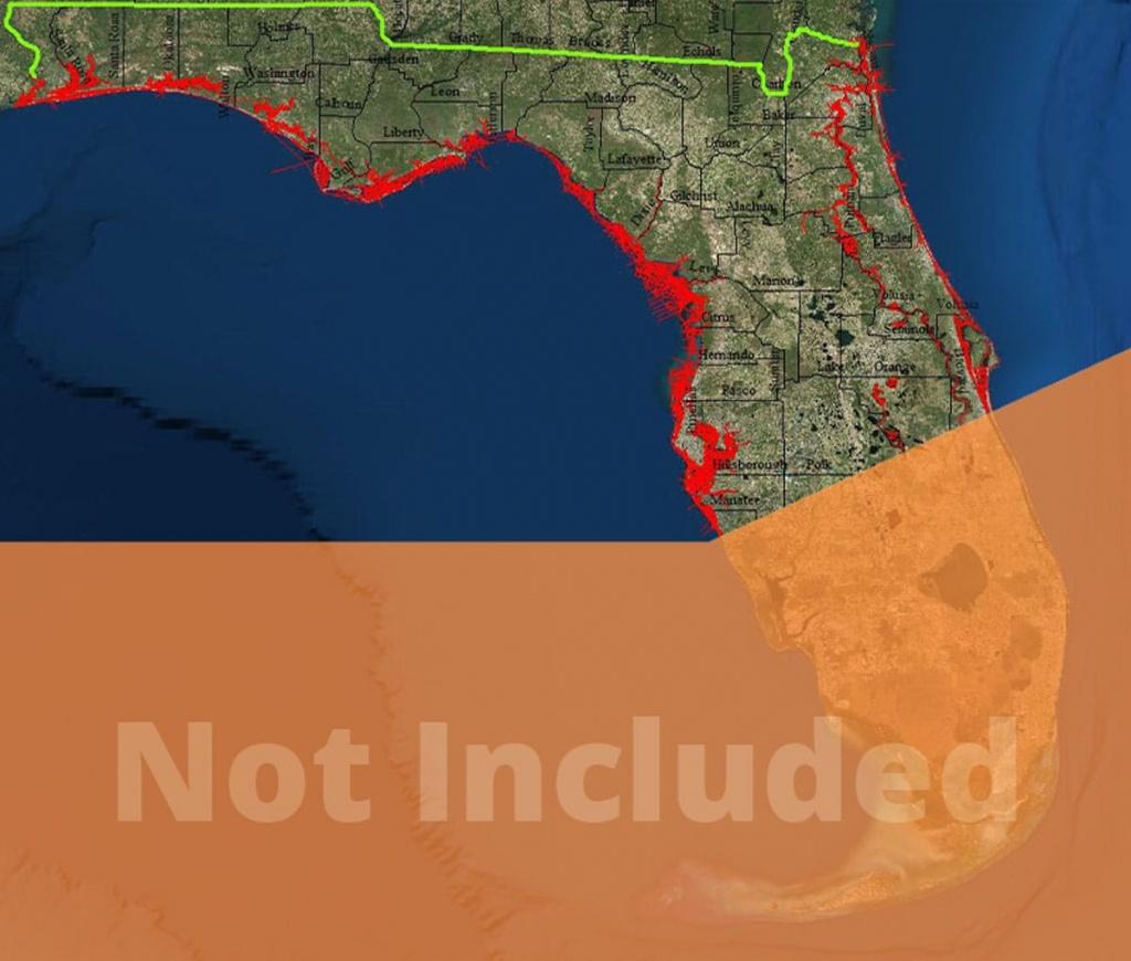 North Florida - Florida Marine Tracks - Florida Marine Maps