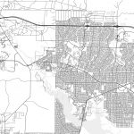 North Port, Florida   Area Map   Light | Hebstreits Sketches   Where Is Northport Florida On The Map