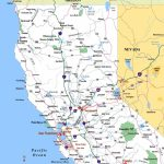 Northern California   Aaccessmaps   Online Map Of California