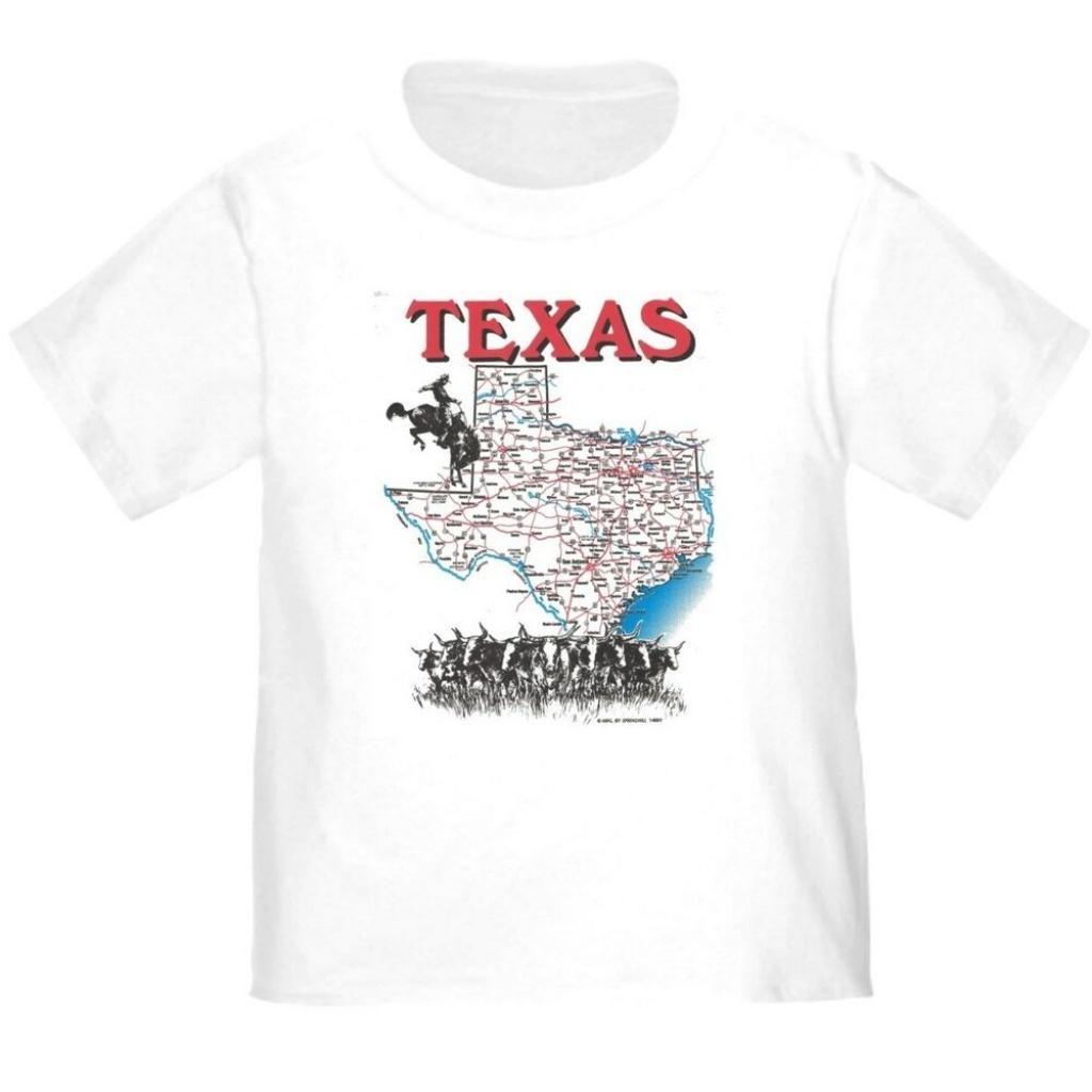 Novelty T-Shirt States Texas Map | Ebay - Texas Not Texas Map T Shirt