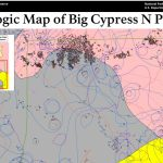 Nps Geodiversity Atlas—Big Cypress National Preserve, Florida (U.s.   Florida Geological Survey Sinkhole Map
