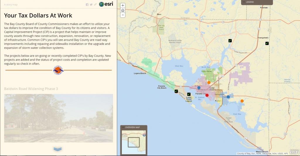 Nwfl Gis User Group Digital Media Spring 2016 | University Of West - Bay County Florida Gis Maps