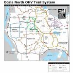 Ocala National Forest   Maps & Publications   National Forests In Florida Map