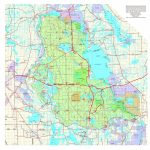 Ocala National Forest Visitor Map   Us Forest Service R8   Avenza Maps   National Forests In Florida Map