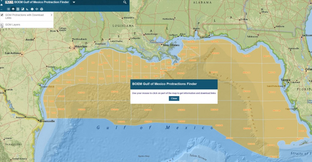 Official Protraction Diagrams (Opds) And Leasing Maps (Lms - Texas Oil And Gas Lease Maps