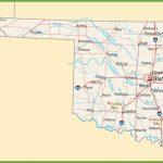 Oklahoma State Maps | Usa | Maps Of Oklahoma (Ok)   Printable Map Of Oklahoma