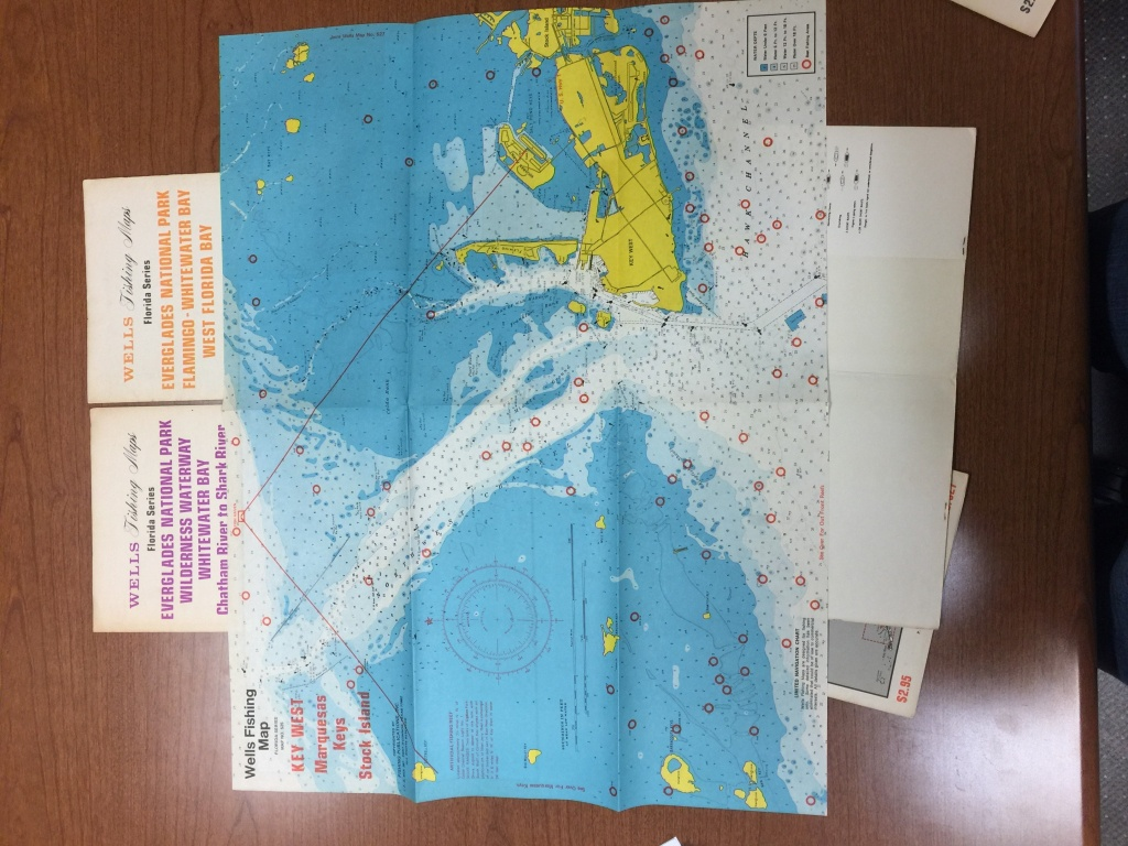 Old Fishing Maps — Florida Sportsman - Florida Sportsman Fishing Maps