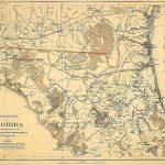Old King's Road, Florida   Historic Florida Maps