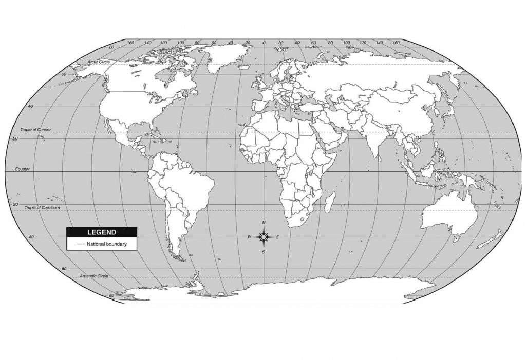 Online Maps: Blank Map Of The Continents - Free Printable World Maps Online