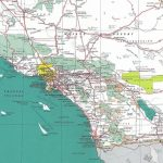 Online Maps: Southern California Road Map   Map Of Southeastern California