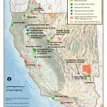 Organization And Offices | Pacific Southwest Region   California Fishing Map
