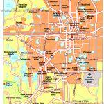 Orlando Cities Map And Travel Information | Download Free Orlando   Road Map Of Orlando Florida