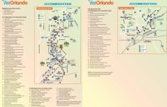 Orlando International Drive Hotel Map – Map Of Orlando Florida International Drive