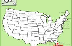 Orlando Florida Map