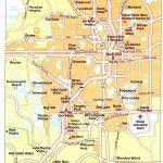 Orlando Maps | Florida, U.s. | Maps Of Orlando   Road Map To Orlando   Road Map Of Central Florida