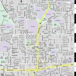 Orlando Street Map   Street Map Of Orlando (Florida   Usa)   Street Map Of Orlando Florida