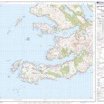 Os Landranger 01   Shetland   Yell, Unst And Fetlar   Printable Map Of Mull