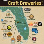 Our Fl Craft Breweries #drinklocal #flbeer | Our Brands In 2019   Florida Brewery Map
