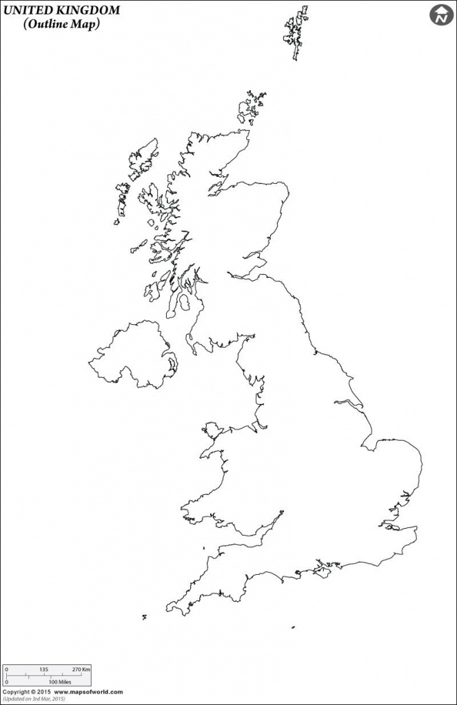 Outline Map Of United Kingdom | Art Projects | Map, Map Outline - Outline Map Of England Printable