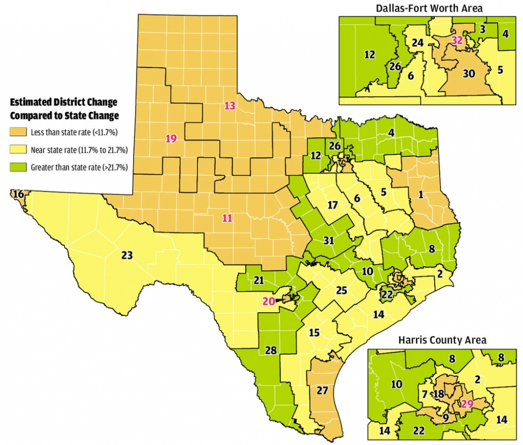 Paintingnumbers: It's Redistricting Time Again! Wherein We - Texas Senate District 21 Map