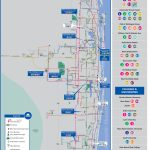 Palm Tran Bus Service   Lake Worth Florida Map
