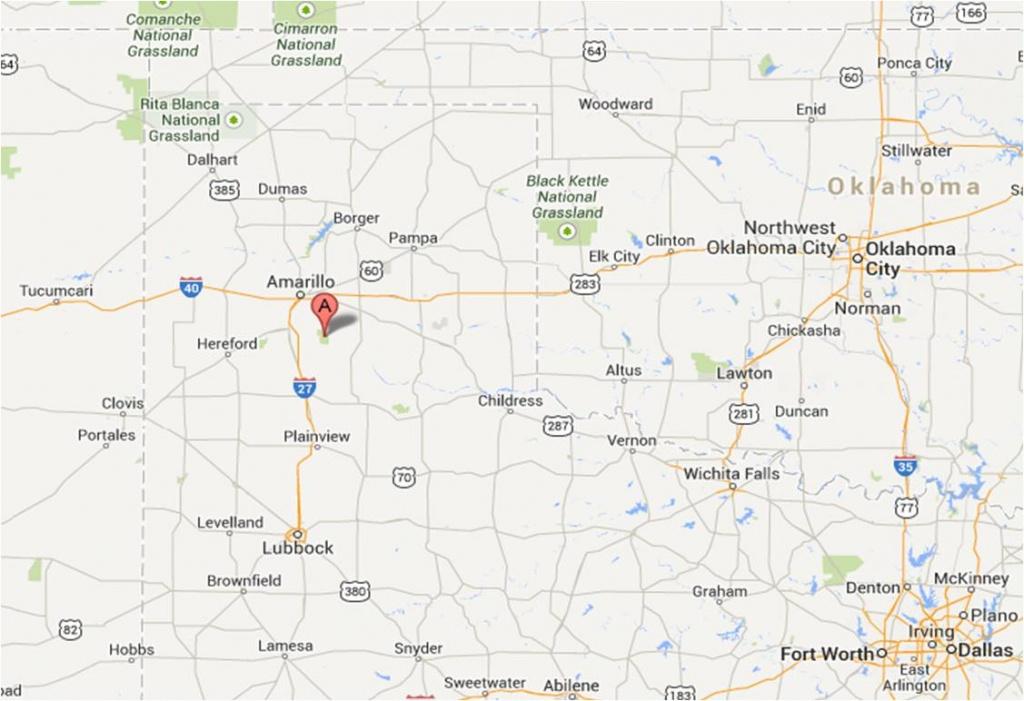 Palo Duro Canyon State Park, Tx – April 2014   Michigan Traveler - Palo Duro Canyon Map Of Texas