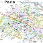Paris Maps | France | Maps Of Paris – Printable Map Of Paris Arrondissements