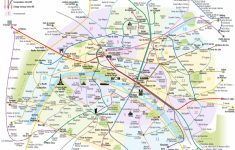 Paris Maps | France | Maps Of Paris – Printable Map Of Paris Arrondissements