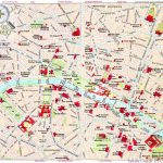Paris Maps   Top Tourist Attractions   Free, Printable   Mapaplan   Printable Map Of Paris France