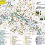 Paris Maps   Top Tourist Attractions   Free, Printable   Mapaplan   Printable Walking Map Of Paris