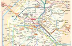 Paris Metro Map – The Paris Pass – Printable Map Of Paris Tourist Attractions