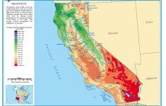 Thermal California Map