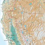 Pct Maps   Northern California Hiking Map