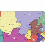 Pennsylvania's Congressional Districts – Wikipedia – Texas Senate District 16 Map
