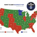 Permit To Carry Maps | Mn Firearms Training   Florida Concealed Carry Reciprocity Map