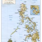 Philippines Maps   Perry Castañeda Map Collection   Ut Library Online   Printable Map Of The Philippines